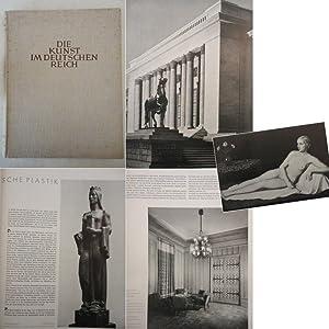 Die Kunst im Deutschen Reich 3.Jahrgang Folgen: Beauftragter des Führers