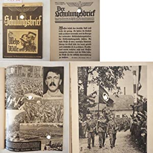 Der Schulungsbrief, das zentrale Monatsblatt der NSDAP und DAF (Hauptschulungsamt der NSDAP. und ...