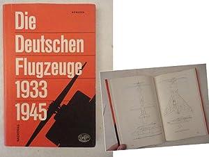 Die deutschen Flugzeuge 1935 bis 1945. Deutschlands: Karl-Heinz Kens /