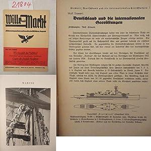 Wille und Macht. Führerorgan der nationalsozialistischen Jugend, Halbmonatsschrift. Heft 14, ...