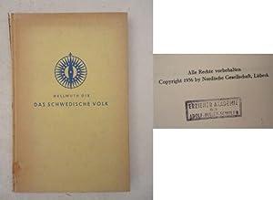 Das schwedische Volk und die Grundzüge seines: Dix, Hellmuth: