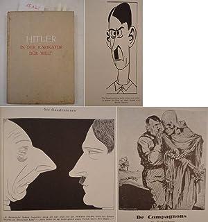 Tat gegen Tinte. Hitler in der Karikatur: Hanfstaengl, Ernst: