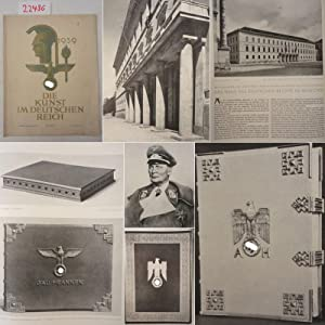 Die Kunst im Deutschen Reich. 3.Jahrgang, Folge: Beauftragter des Führers