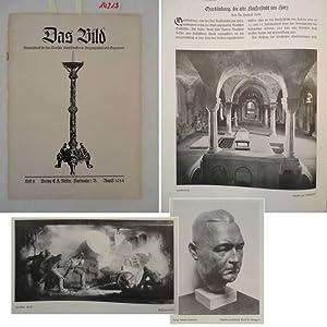 Das Bild. Monatsschrift für das Deutsche Kunstschaffen: Deutsche Kunstgesellschaft Karlsruhe