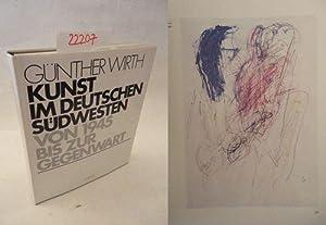 Kunst im Südwesten. Von 1945 bis zur: Günther Wirth: