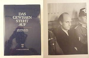 Das Gewissen steht auf. Lebensbilder aus dem: Karl Dietrich Bracher