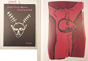Josef Felix Müller. Werkverzeichnis der Druckgraphik 1976: Kunstverein St. Gallen