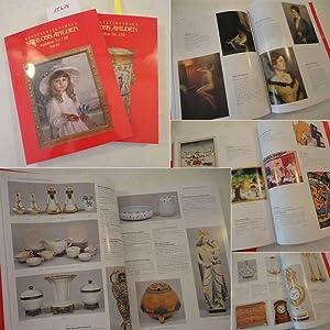 Auktion Nr.158 Antiquitäten und Moderne Kunst 30.November: Kunstauktionshaus Schloß Ahlden: