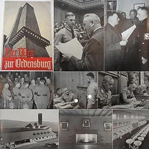 Der Weg zur Ordensburg. Sonderdruck des Reichsorganisationsleiters