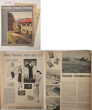Deutsche Frauen-Zeitung / Häuslicher Ratgeber 51.Jahrgang 1937
