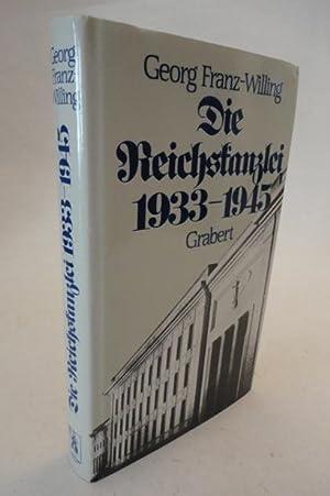 Die Reichskanzlei 1933 bis 1945. Rolle und: Franz-Willing, Georg: