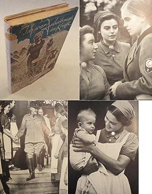 Ich war Arbeitsmaid im Kriege. Vom Einsatz: Hilde Haas, Stabshauptführerin