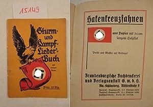 Sturm- und Kampflieder-Buch von Hochmuth aea707f2f3