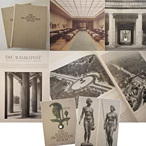 Die Kunst im Deutschen Reich. 3.Jahrgang 1939,: Beauftragter des Führers