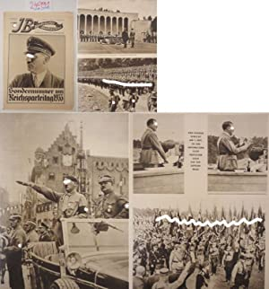 Illustrierter Beobachter vom Samstag, 9. September 1933,