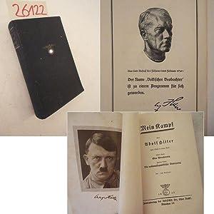 Adolf Hitler: Mein Kampf. Erster Band : Adolf Hitler: