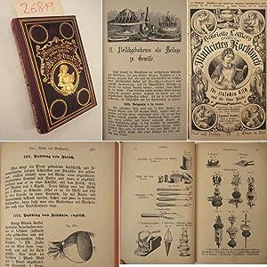 Henriette Löfflers großes illustriertes Kochbuch für einfachen: Henriette Löffler /