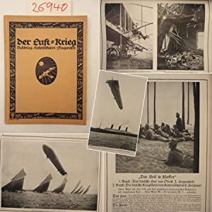 Unser Krieg. Erster Band: Der Luft-Krieg. Luftkrieg: Paul Bejeuhr (Herausgeber):