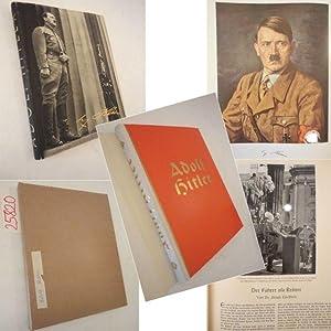 Adolf Hitler Bilder aus dem Leben des: Cigaretten-Bilderdienst Altona-Bahrenfeld: