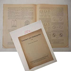 Grundlagen der Schaltungslehre, 1. Teil * Sonderdruck: Rudolf Franke (Herausgeber