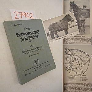 H.Dv. 200 / 2 f Ausbildungsvorschrift für