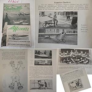 Flugsport. Illustrierte technische Zeitschrift und Anzeiger für: Oskar Ursinus (Herausgeber):
