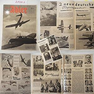 Der Adler. Heft 11, 26. Mai 1942.: Reichsluftfahrtministerium:
