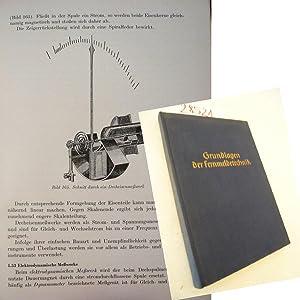 Grundlagen der Fernmeldetechnik, herausgegeben im Auftrag des: Bundesminister für das