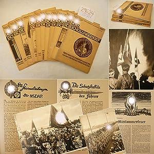 Der Schulungsbrief, das zentrale Monatsblatt der NSDAP.: Der Reichsschulungsamt der