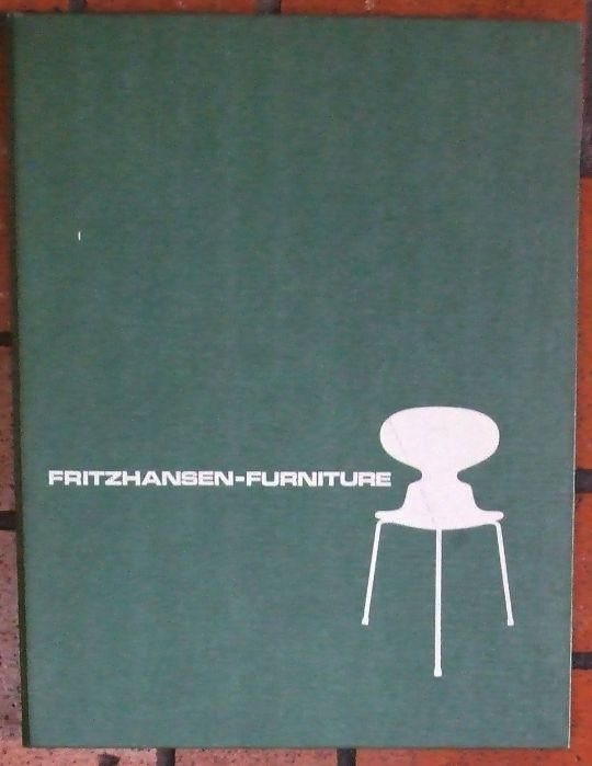 Fritzhansen Fritz Hansen Furniture Catalogue No 6802 Von Fritz