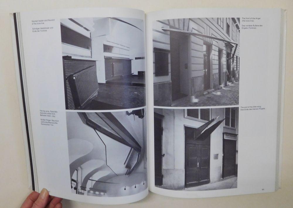 Coop Himmelblau - Architektur ist jetzt : Projekte, (Un)Bauten, Aktionen, Statements, Zeichnungen, Texte 1968-1983.