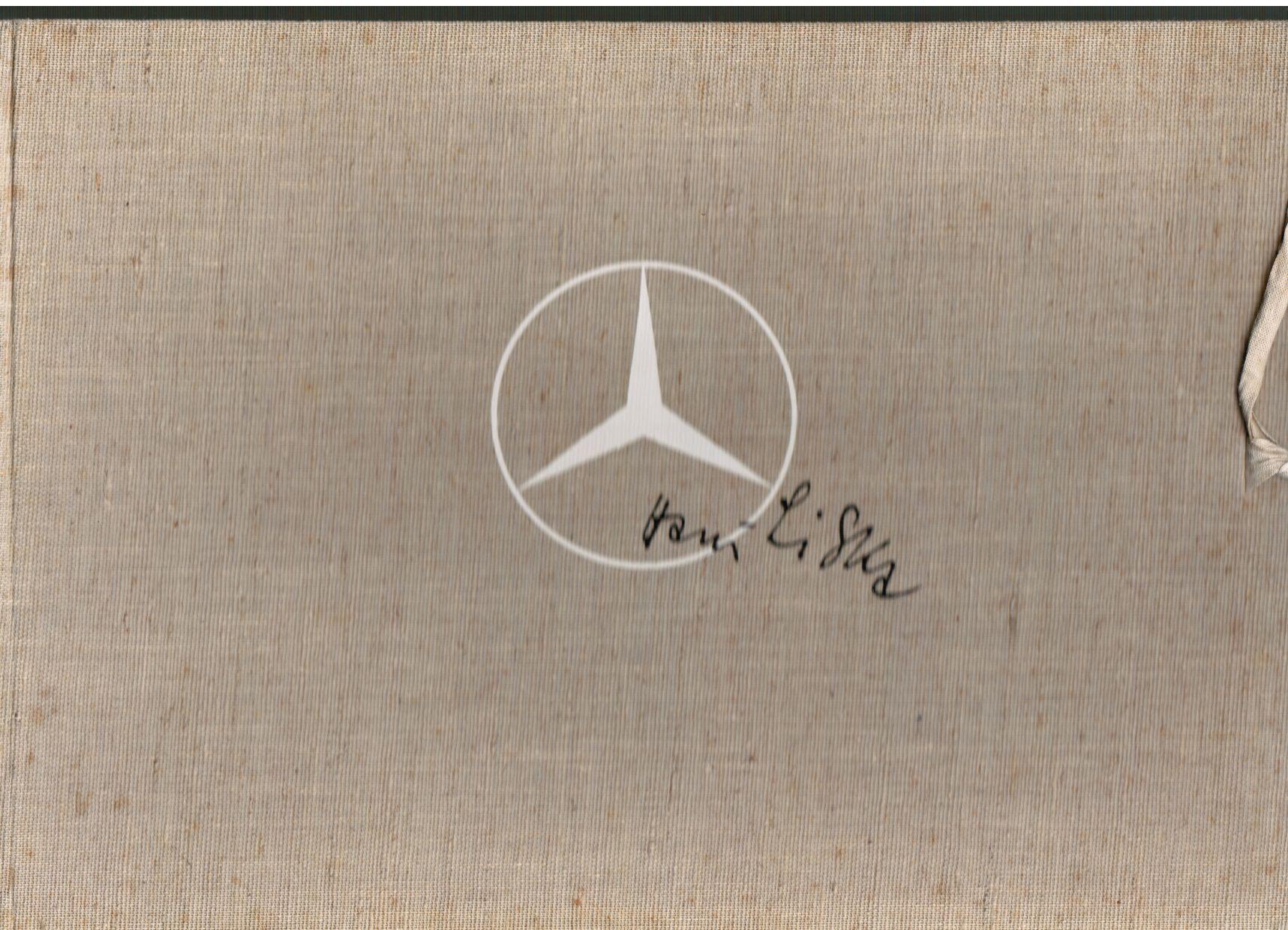 Hans liska skizzenbuch zvab for Mercedes benz song lyrics