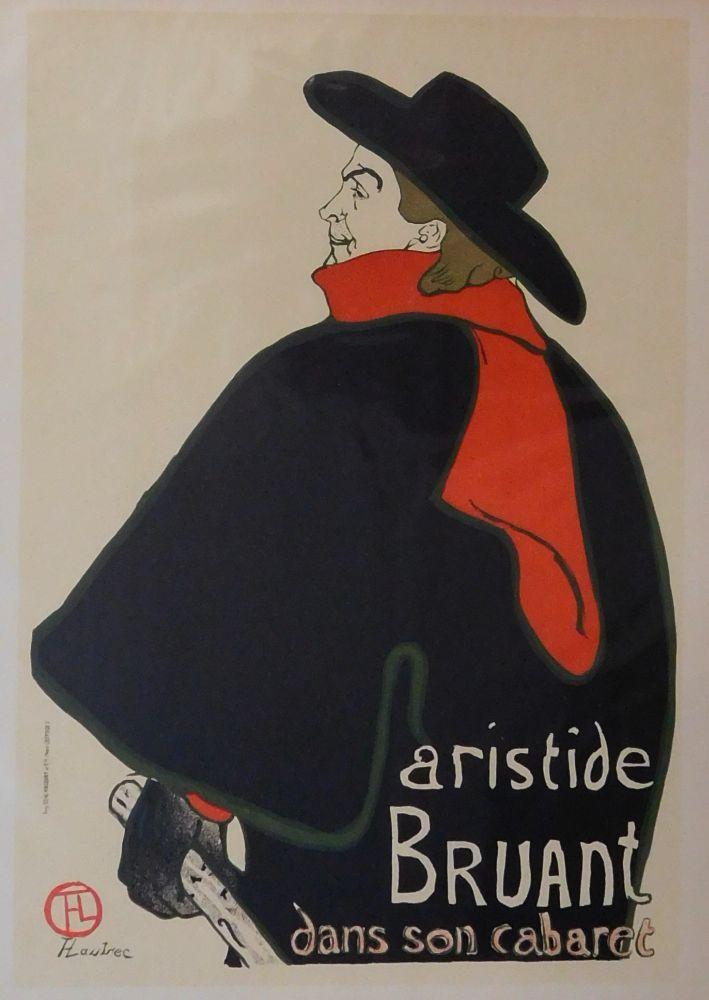 Aristide Bruant.: Toulouse-Lautrec, Henri de
