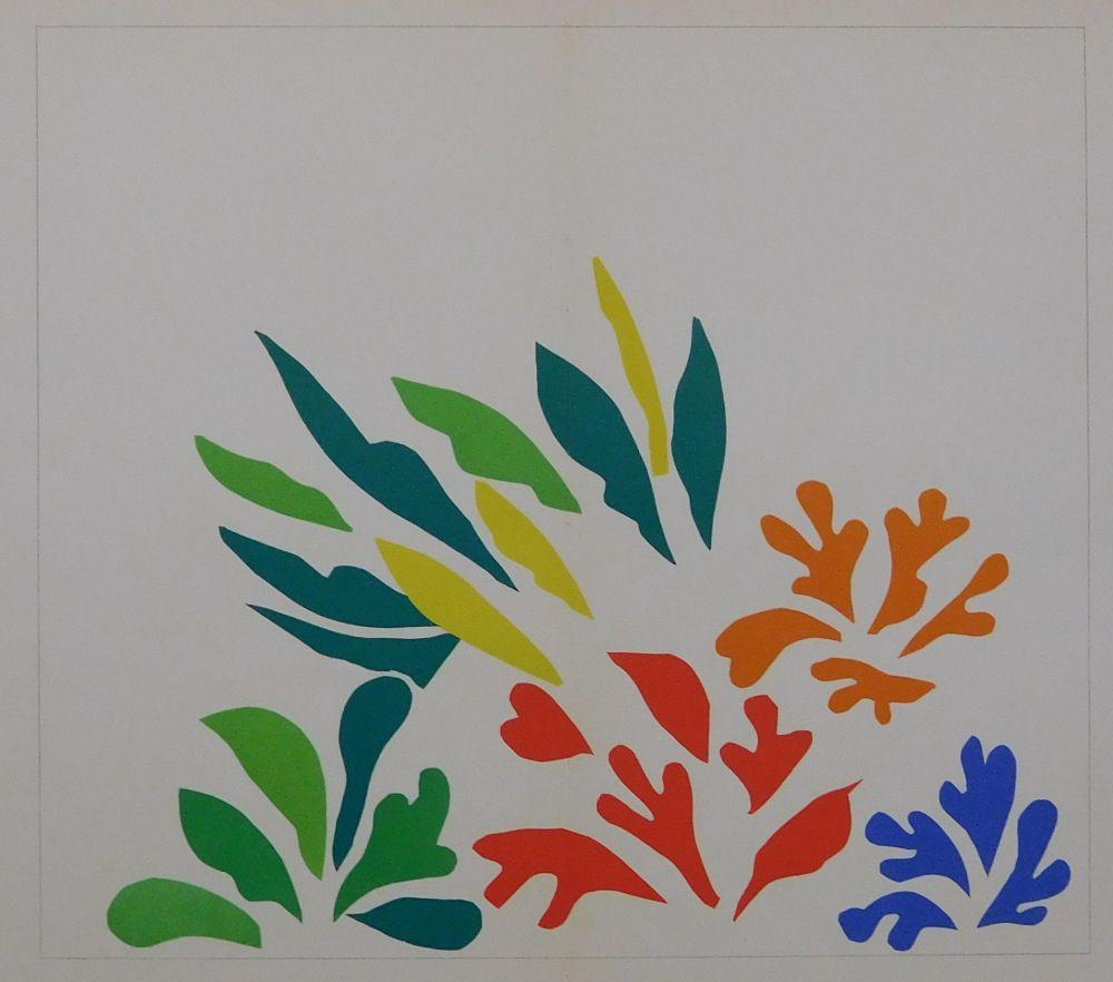 Acanthes.: Matisse, Henri