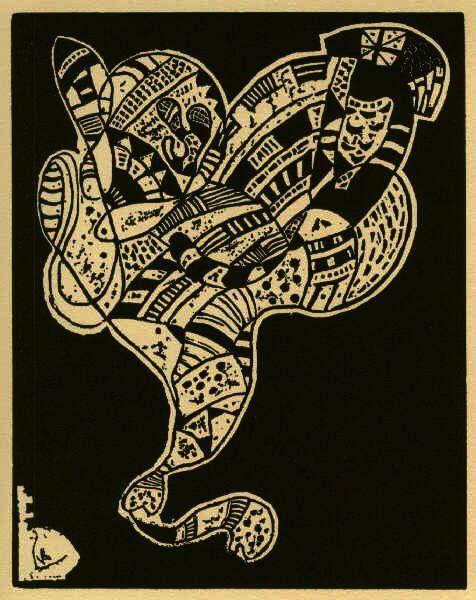 10 Origin.: Kandinsky, Wassily