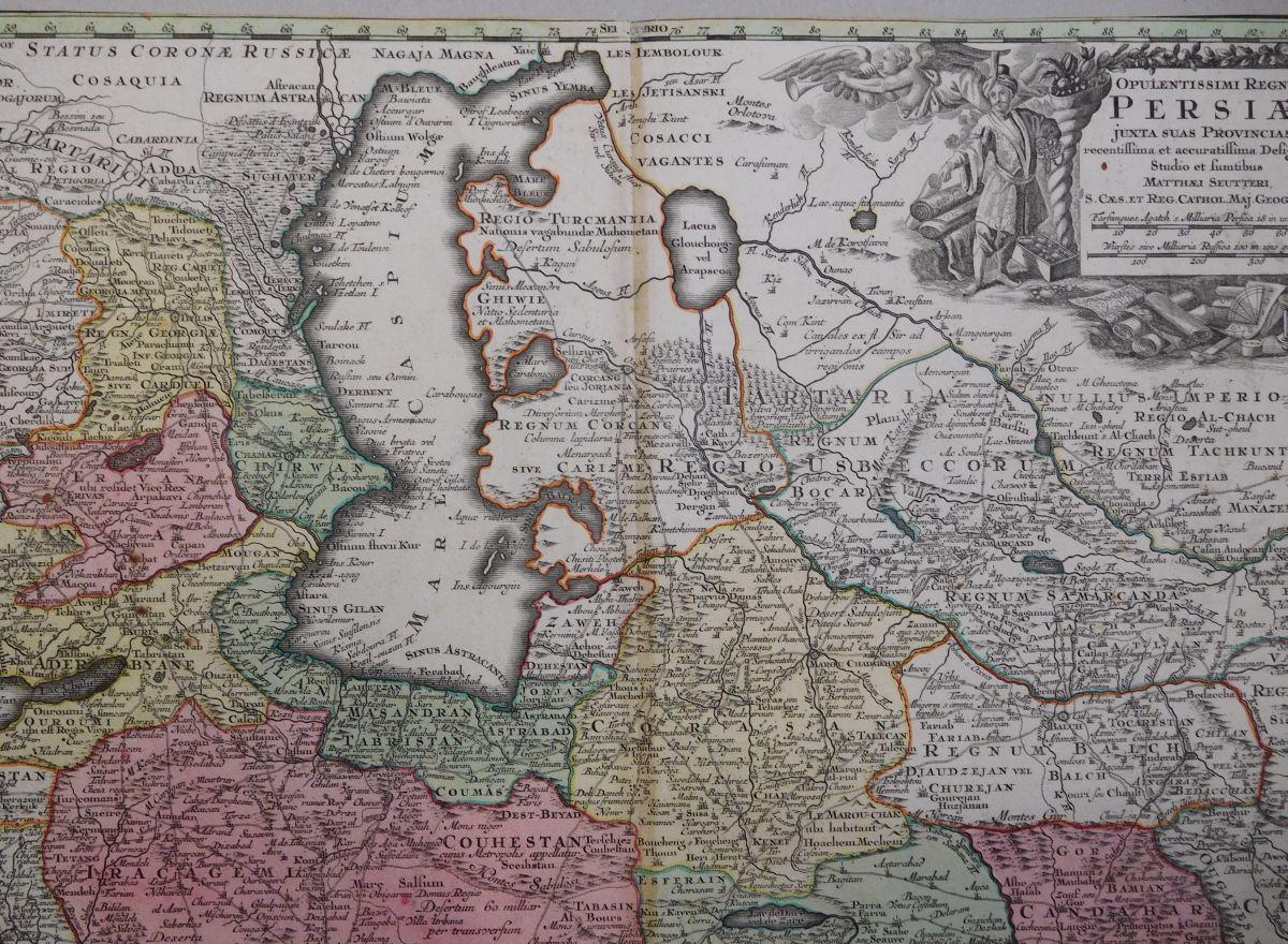 Karte Der Anrainerstaaten Des Kaspischen Meers Turkei Syrien