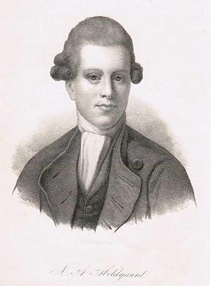 Halbporträt / Brustbild .: Abildgaard, Nicolai Abraham