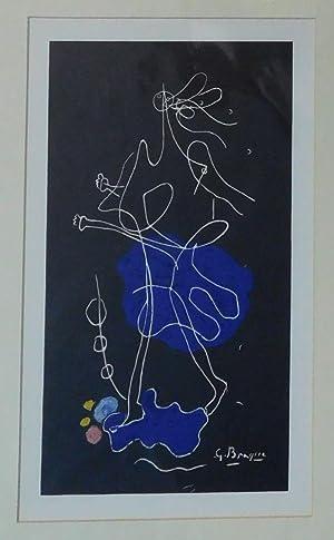 Figur aus der griechischen Mythologie.: Braque, Georges