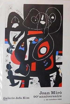 Joan Miro. 90e anniversaire 1 - 30: Miro, Joan