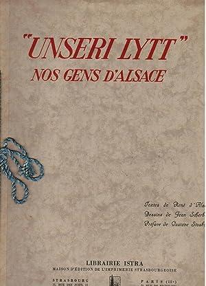 Unseri Lytt. Nos gens d'Alsace.: René d Alsace