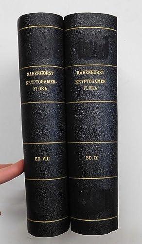 Dr. L. Rabenhorst s Kryptogamen-Flora von Deutschland,: Rabenhorst, L. /