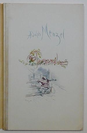 Personalia. Handschrift im Archiv der Akademie der: Slevogt, Max /