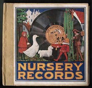 Second Series. Nursery Tunes. The Jazzing Nigger.: Nursery Records.