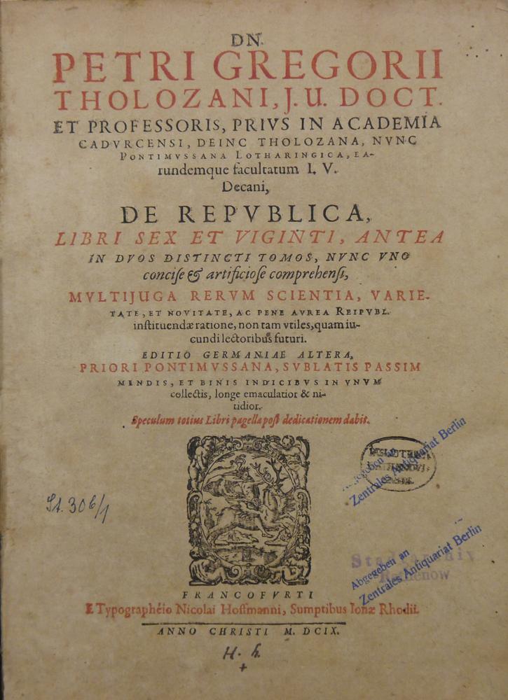 petrus gregorius - ZVAB