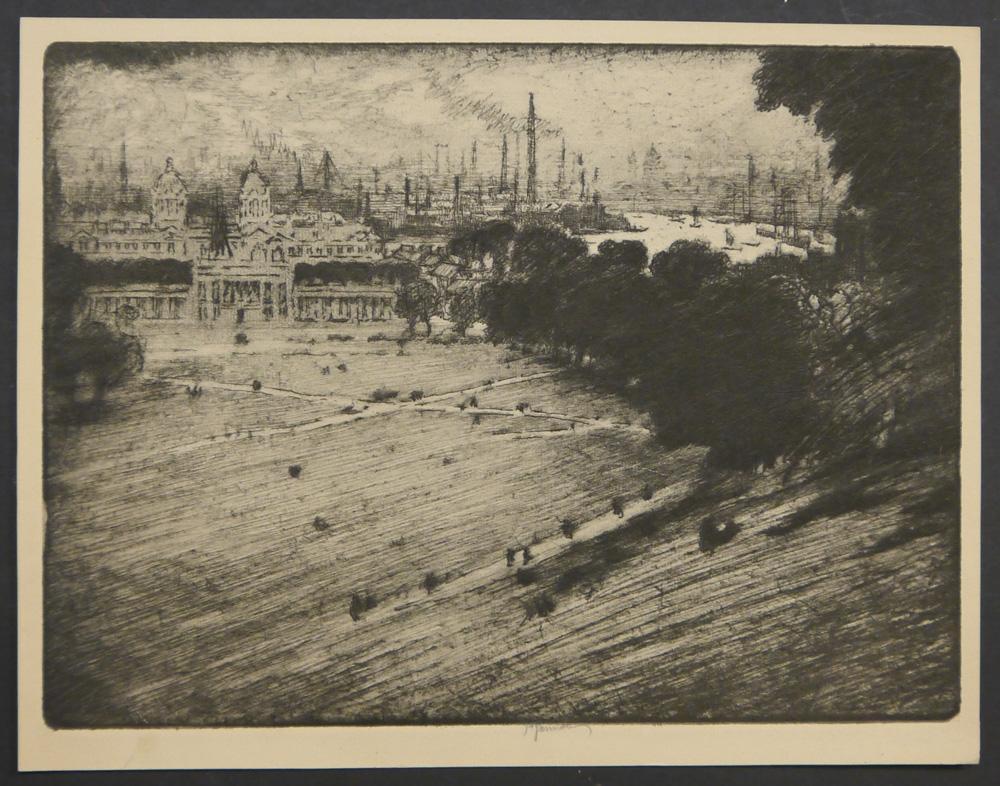 Greenwich Park # 1. Pennell, Joseph.