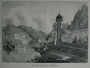 Die Einsiedelei bei Kellheim.