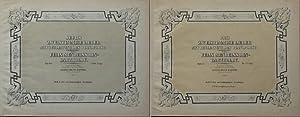 Sechs zweistimmige Lieder mit Begleitung des Pianoforte componirt von Felix Mendelssohn-Bartholdy. ...