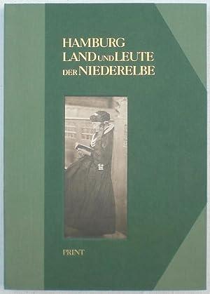 Hamburg. Land und Leute der Niederelbe. Mit einem Einführungstext von Fritz Kempe.