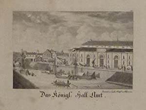 Das Königl. Hall Amt.