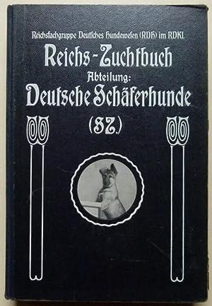 Reichs-Zuchtbuch. Abteilung: Deutsche Schäferhunde (SZ). Band XXXV (503001-517000). (...